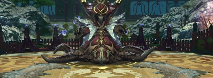 FFXIV: Shisui of the Violet Tides Dungeon Guide – Accomp me